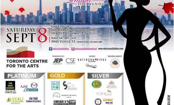 Miss Canada Latina 2018