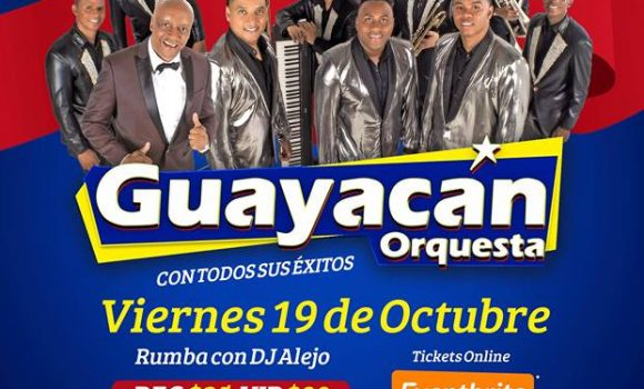 Guayacan Orquesta en Toronto