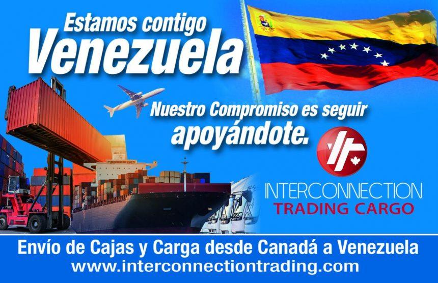 Interconnectión Trading Cargo está con Venezuela