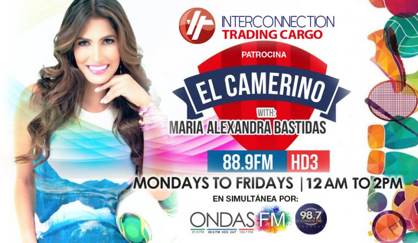 «El Camerino» Con Maria Alexandra Bastidas