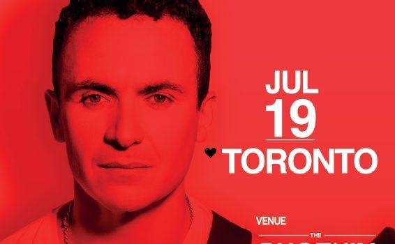 Fonseca en Toronto y Montreal