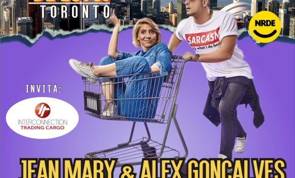 Jean Mary & Alex Goncalves en Canada