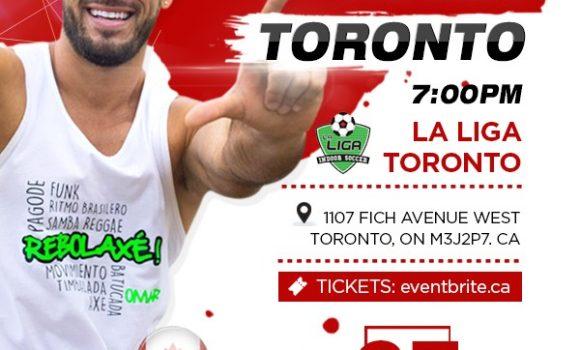 REBOLAXE! En Toronto